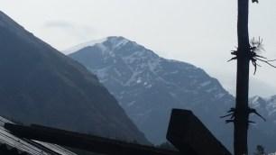 Nilgiri, Annapurna trek