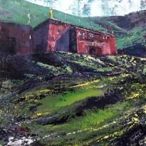 Tibet, Dege, Monastery