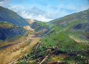 Tibetans Alps