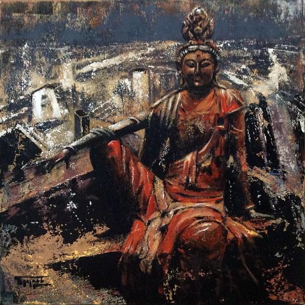 Manjushri and Beijing