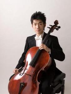 チェロ奏者 長谷川弘樹さん