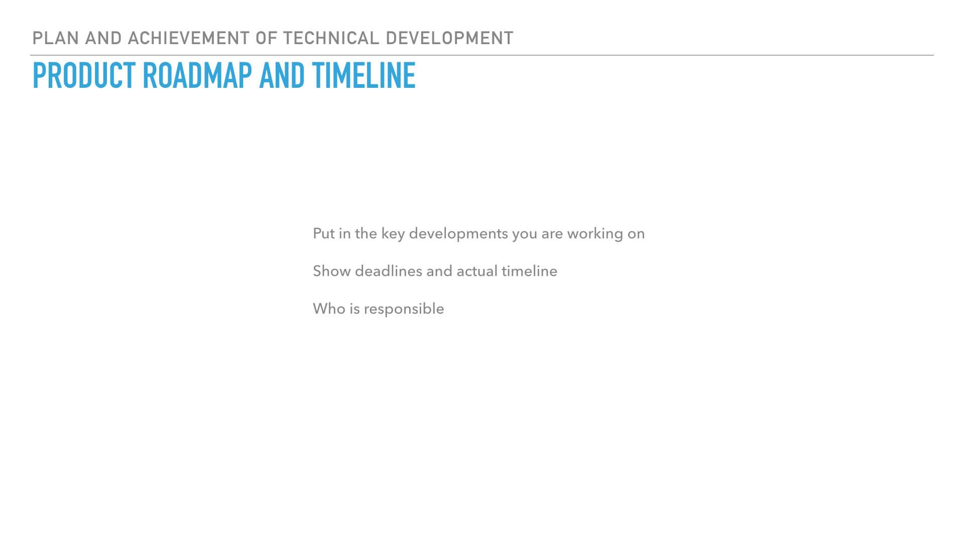 technology due diligence template