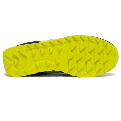 scarpe da uomo saucony jazz original men s2044-604 blu giallo verde fluo navy yellow marine jaune