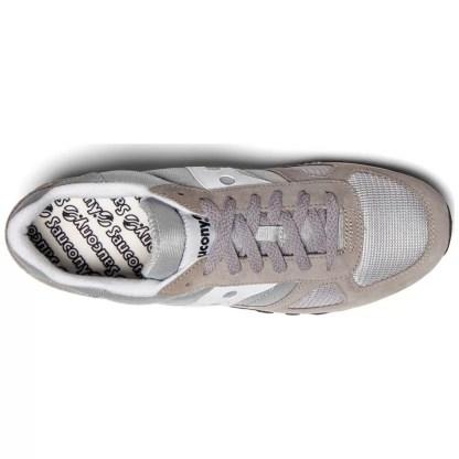 Scarpe saucony uomo shadow vintage grigio bianco celeste navy collezione 2021 sneakers sportive casual