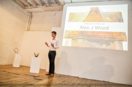 Speaking about my sculptures