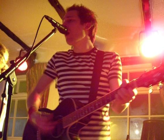 Alexander King acoustic