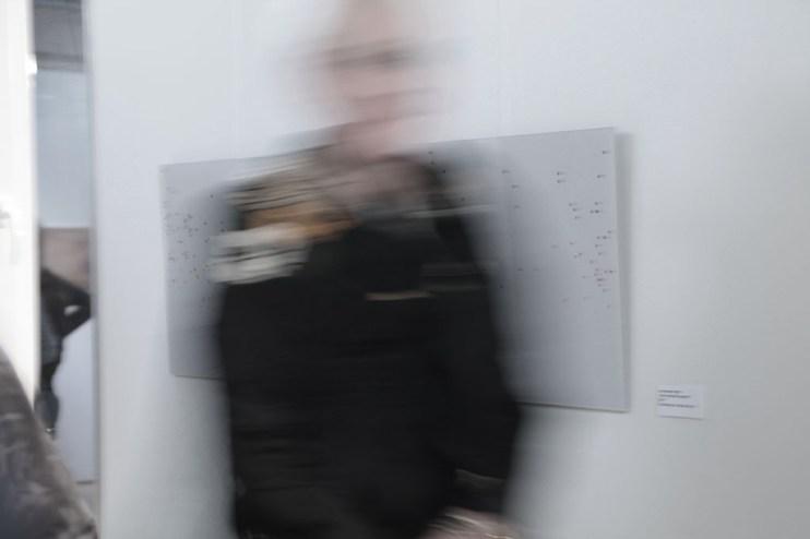 """in der Ausstellung """"Am Anfang war das Wort"""" in Soest"""
