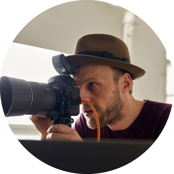 Fotograf Berlin Friedrichshain Porträt Business Branding
