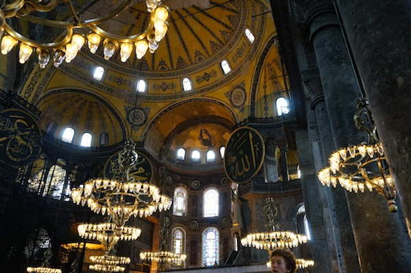 Alexander Takes Istanbul Day 1