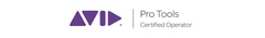 Avid Pro Tools Certified Operator