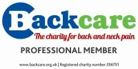 Backcare Professional Member