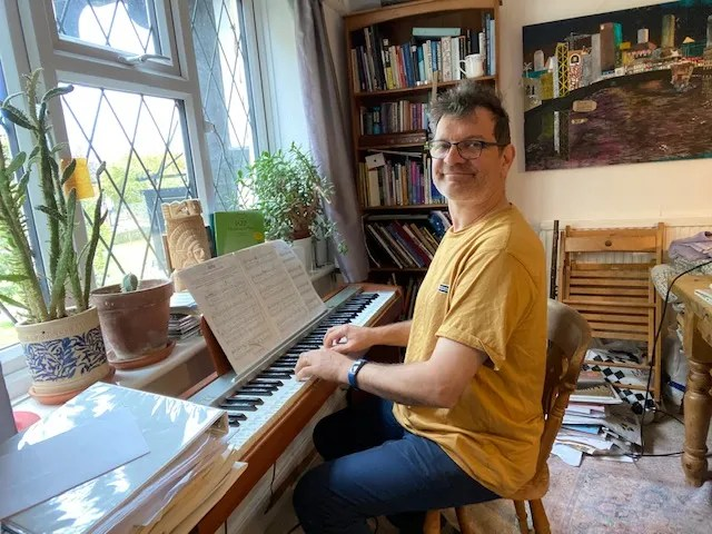 Nick Chapman Piano