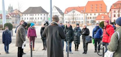 Stadtspaziergang mit Alexander  Hirschgarten