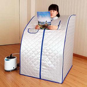 Mobiele sauna / stoomcabine