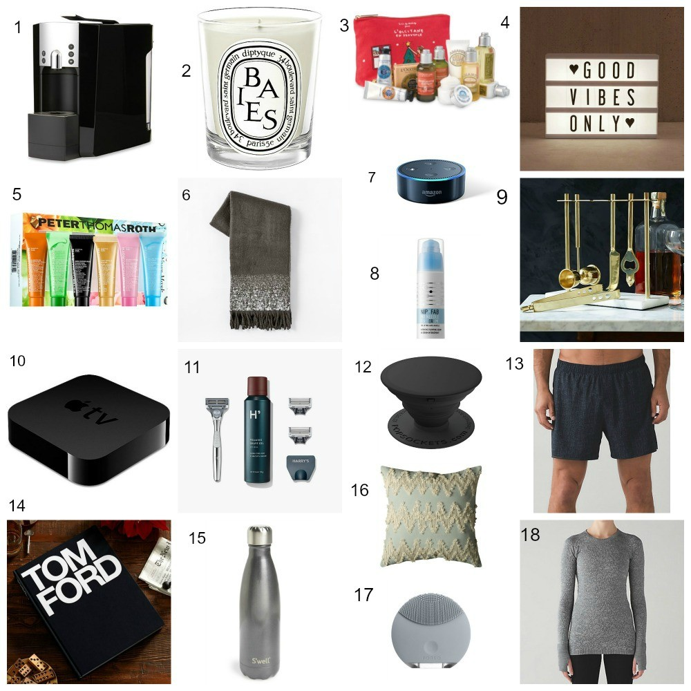 2016 HOLIDAY GIFT GUIDE UNDER $100