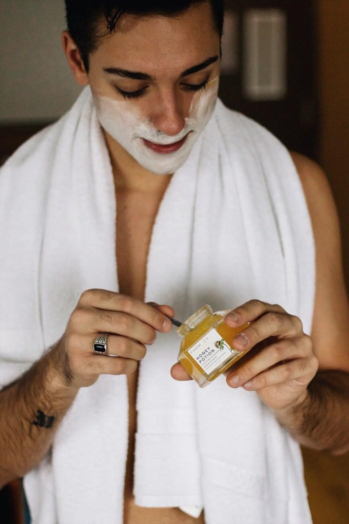 farmacy honey potion mask