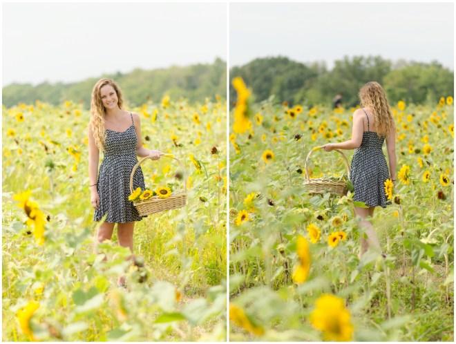 Alexandra Michelle Photography- Burnside Sunflower Farm-82