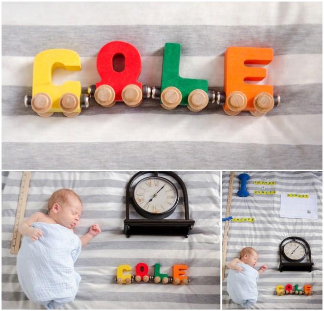 Alexandra Michelle Photography- Cole Kinsler Newborn-7