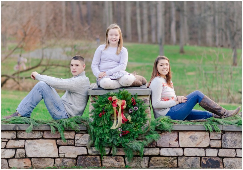 Alexandra Michelle Photography - Christmas 2015 Mullins-42