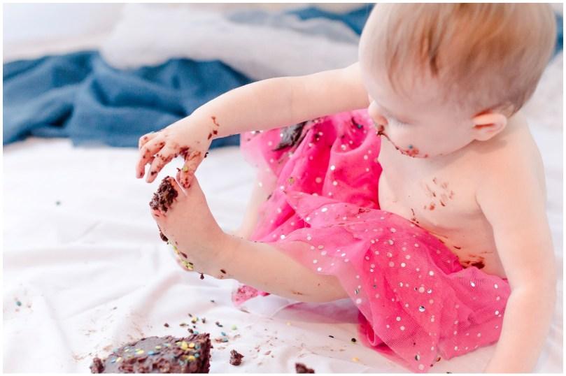 Alexandra Michelle Photography - Cora Cake Smash-27