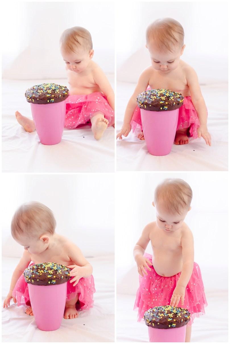 Alexandra Michelle Photography - Cora Cake Smash-85