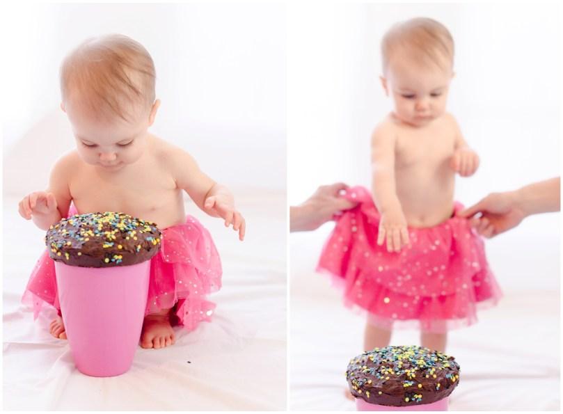 Alexandra Michelle Photography - Cora Cake Smash-88