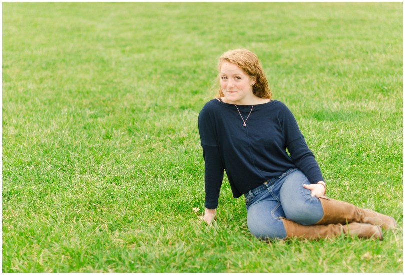 Alexandra Michelle Photography - Maggie Owens Senior-2