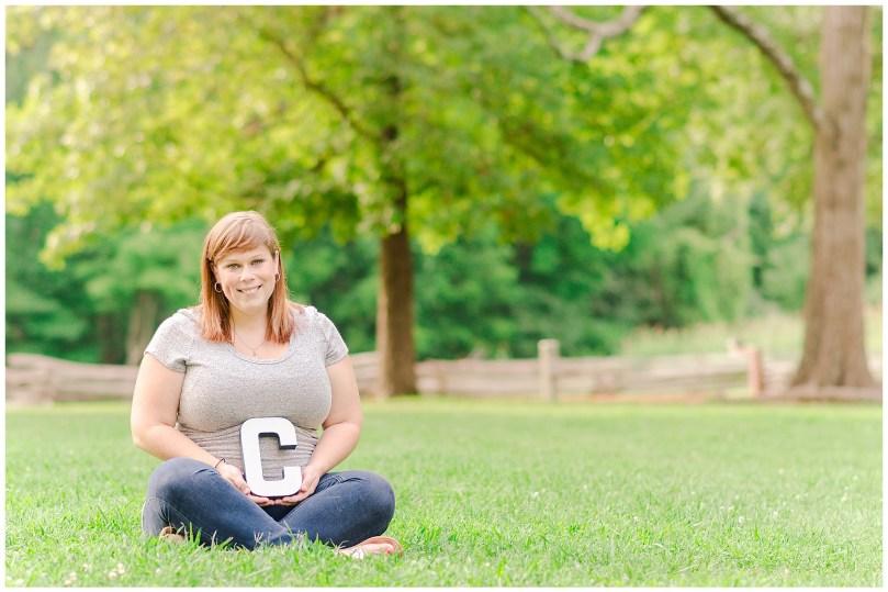 Alexandra Michelle Photography - Milestone 1 -Crump Park - Maternity Deihr-36