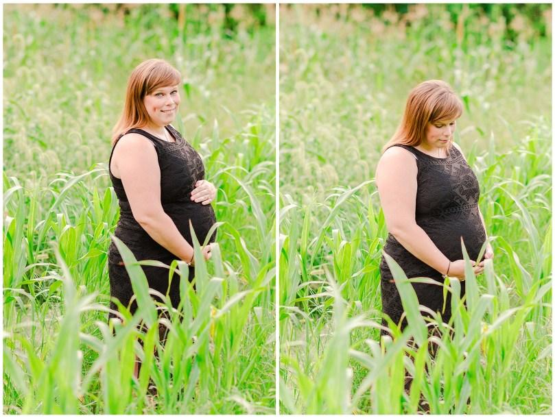 Alexandra Michelle Photography - Milestone 1 -Crump Park - Maternity Deihr-74