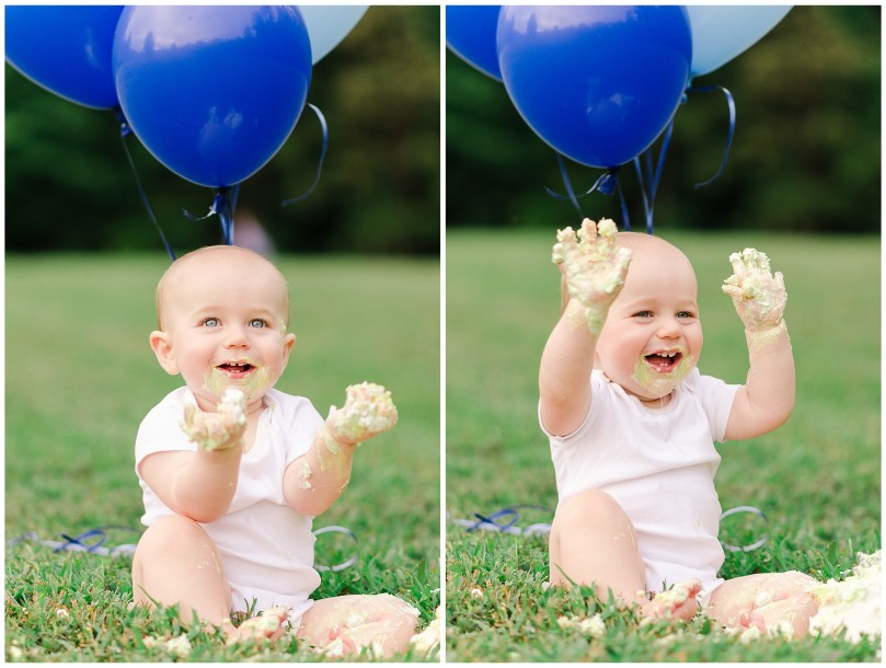 Alexandra Michelle Photography - Deihr 1 Year-48