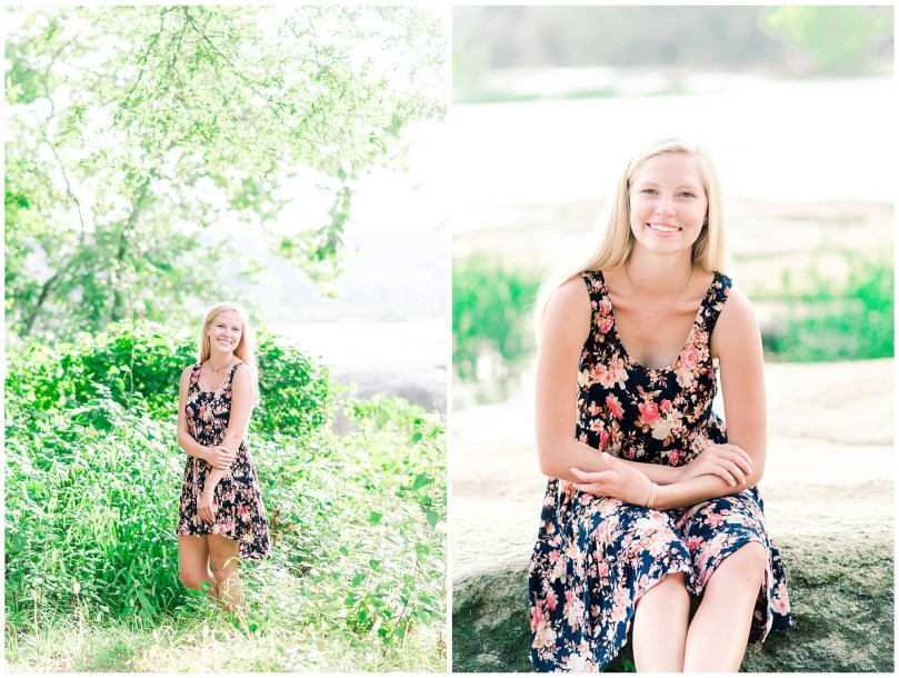 Alexandra Michelle Photography - Senior Portrait - Summer 2018 - Belle Isle - Richmond Virginia - Jadlowski-32