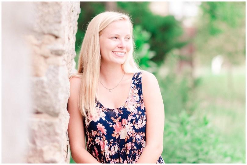 Alexandra Michelle Photography - Senior Portrait - Summer 2018 - Belle Isle - Richmond Virginia - Jadlowski-57