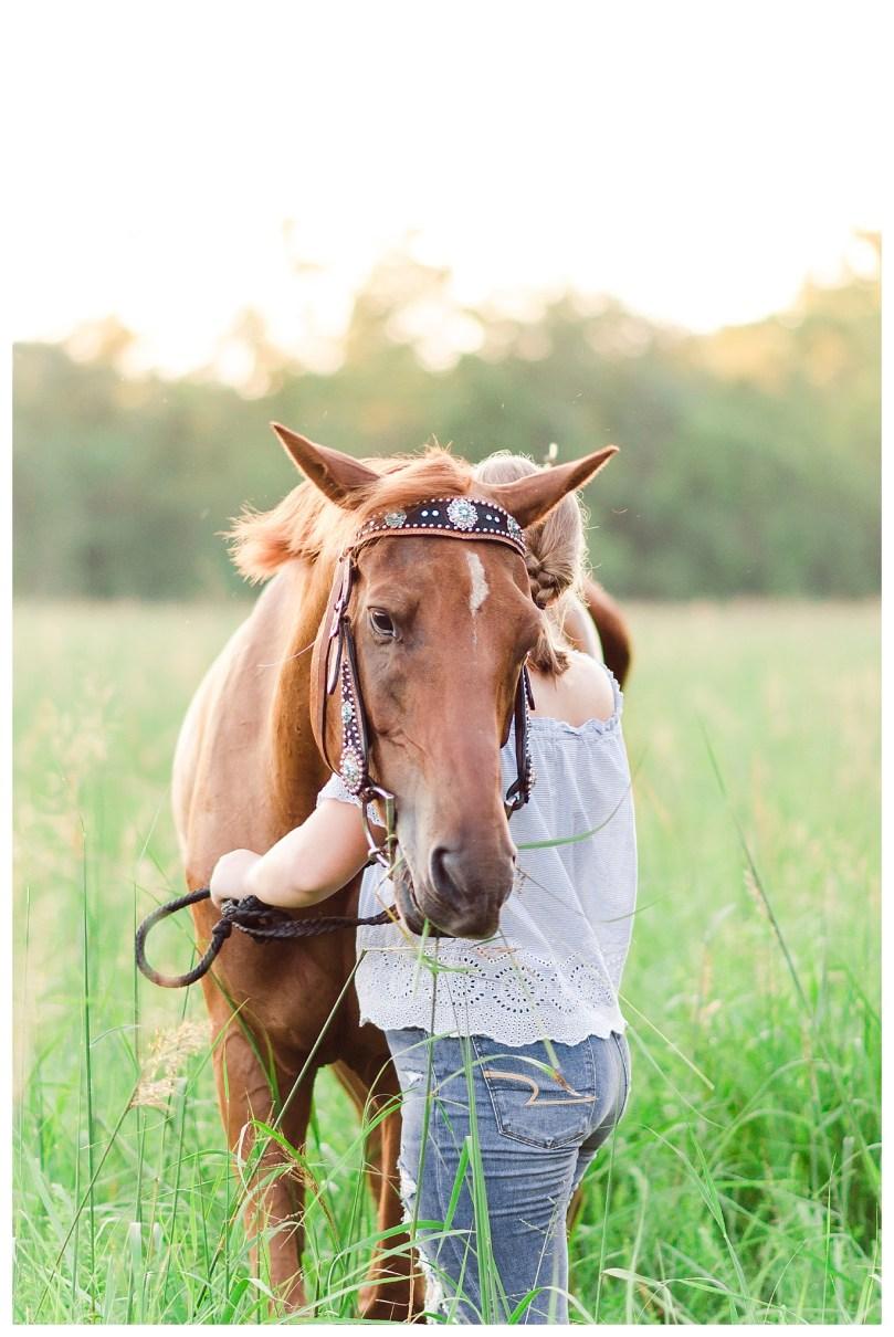 Alexandra Michelle Photography - Charlottesville Virginia - Country Farm - September 2018 - 13th Birthday Portraits-27