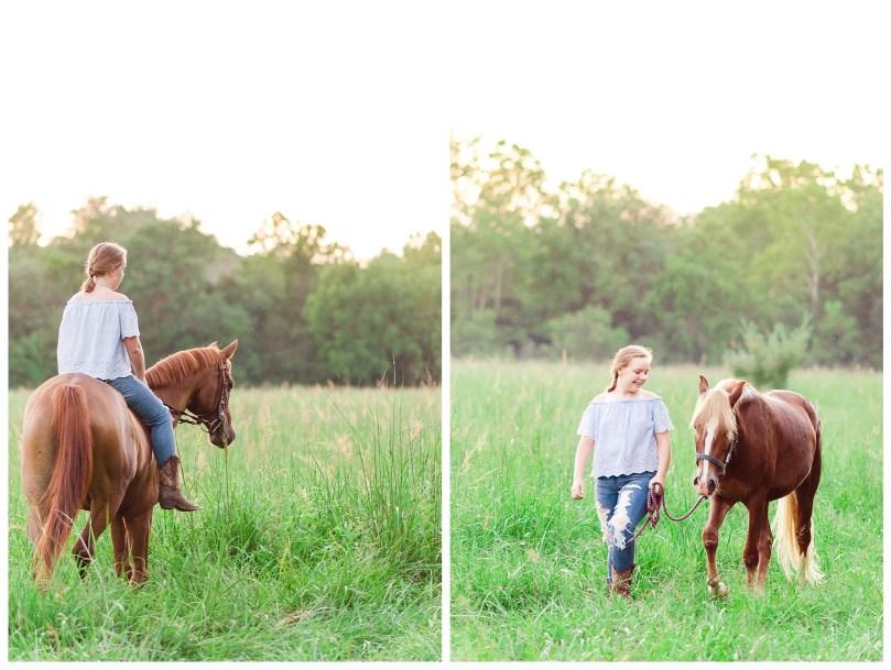 Alexandra Michelle Photography - Charlottesville Virginia - Country Farm - September 2018 - 13th Birthday Portraits-36