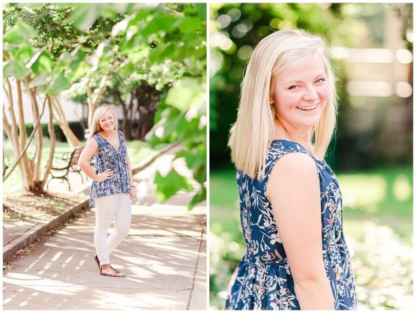 Alexandra Michelle Photography - Richmond Virginia - Church Hill - August 2018 - Senior Portraits - Malone McGhee-15