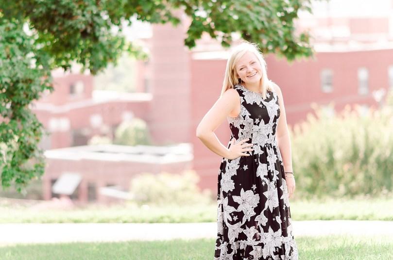 Alexandra Michelle Photography - Richmond Virginia - Church Hill - August 2018 - Senior Portraits - Malone McGhee-3