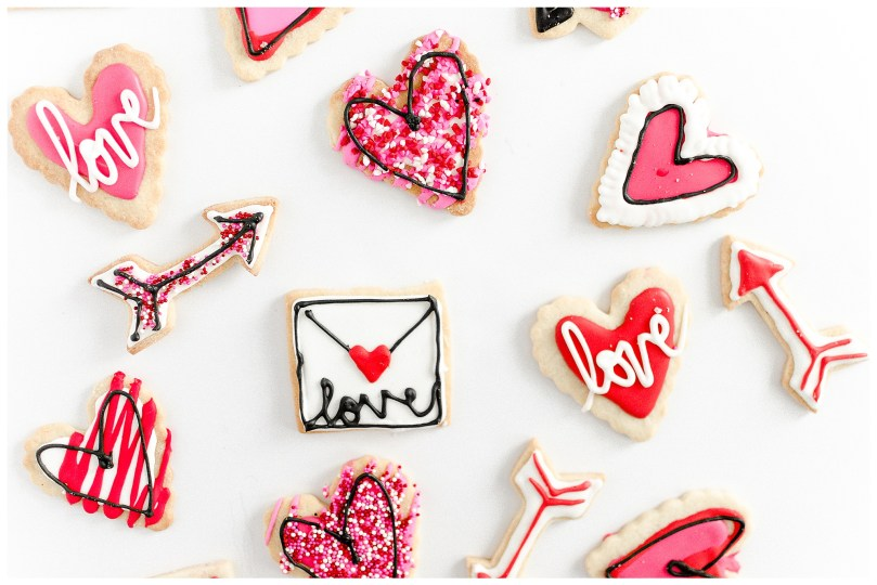 Alexandra Michelle Photography - 2019 - Self Portraits - Baltimore Maryland - Valentines Day Baking-16