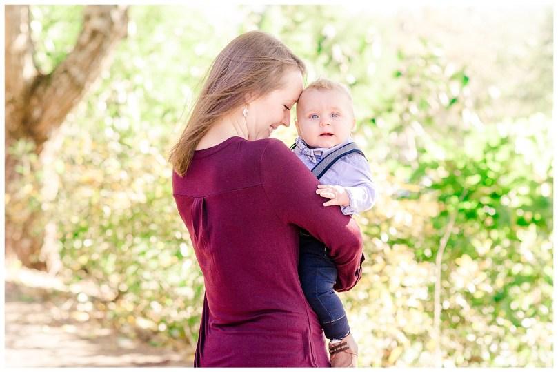 Alexandra Michelle Photography - Charlottesville Virginia -Boars Head Inn - Family Portraits - Fall 2018 - Popp-24