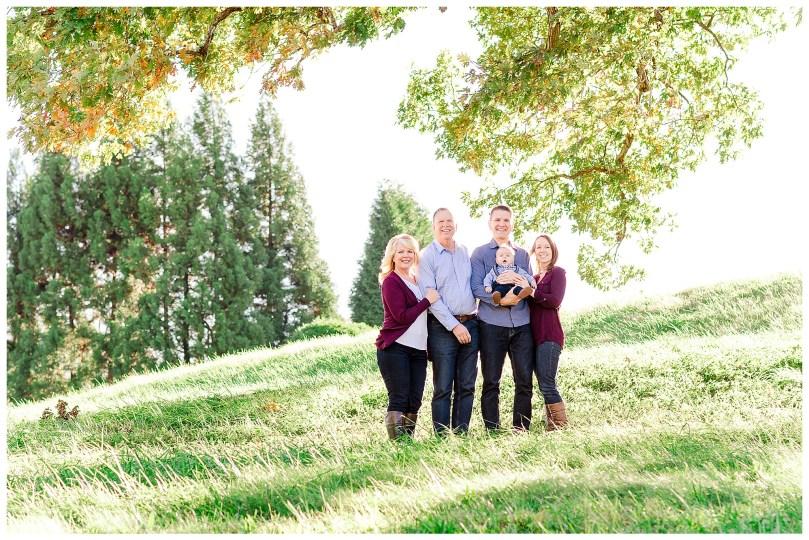 Alexandra Michelle Photography - Charlottesville Virginia -Boars Head Inn - Family Portraits - Fall 2018 - Popp-27