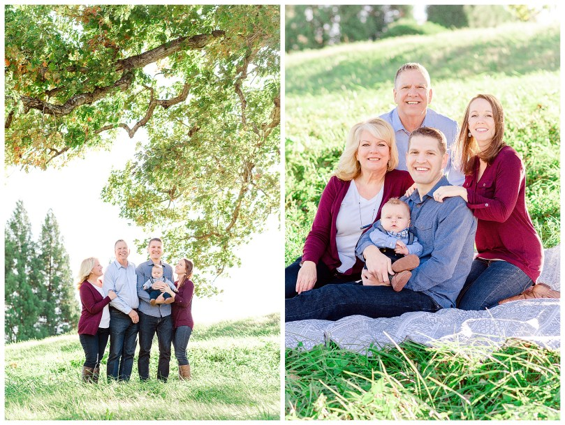 Alexandra Michelle Photography - Charlottesville Virginia -Boars Head Inn - Family Portraits - Fall 2018 - Popp-30