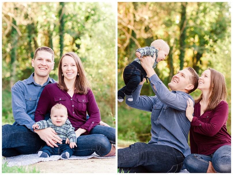 Alexandra Michelle Photography - Charlottesville Virginia -Boars Head Inn - Family Portraits - Fall 2018 - Popp-60