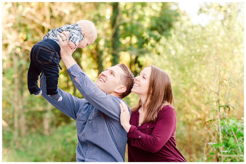 Alexandra Michelle Photography - Charlottesville Virginia -Boars Head Inn - Family Portraits - Fall 2018 - Popp-71