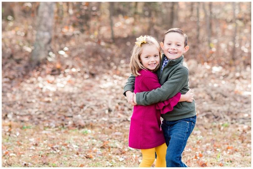 Alexandra Michelle Photography - Christmas Minis - 2018 - Family Portraits - Crump Park - Collier-40