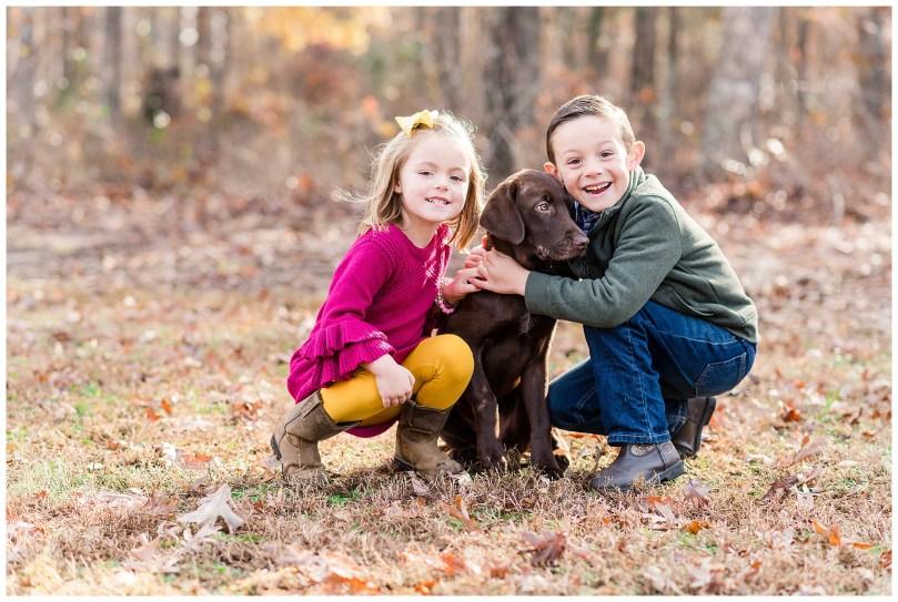 Alexandra Michelle Photography - Christmas Minis - 2018 - Family Portraits - Crump Park - Collier-45