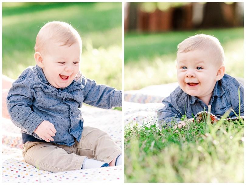 Alexandra Michelle Photography - Charlottesville Virginia -UVA - Family Portraits - Fall 2018 - Harrigan-39
