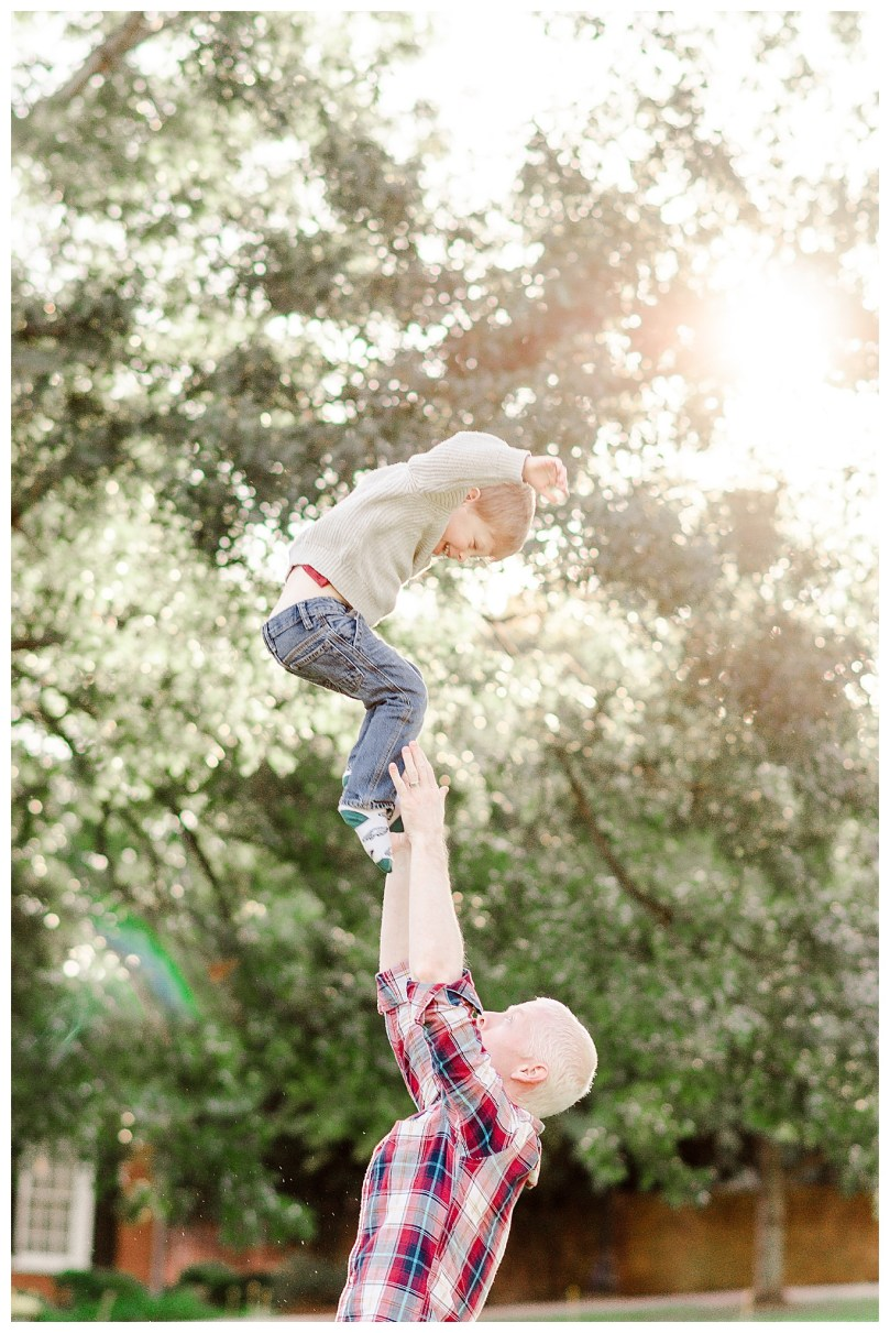 Alexandra Michelle Photography - Charlottesville Virginia -UVA - Family Portraits - Fall 2018 - Harrigan-54