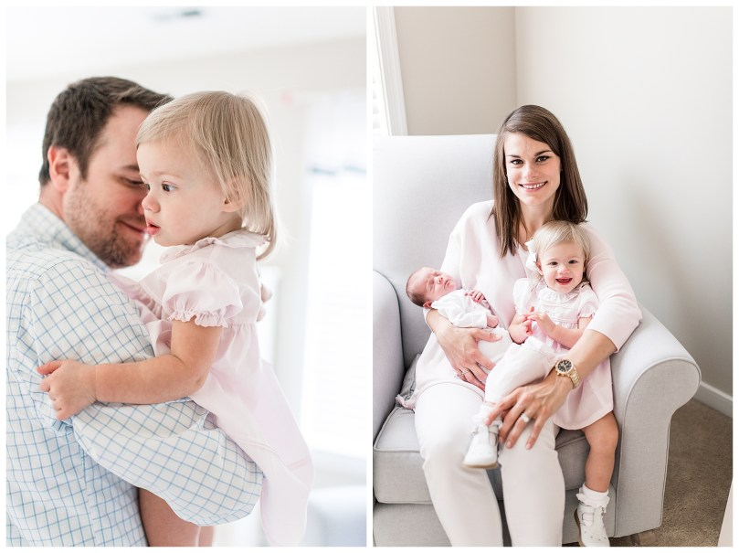 Alexandra Michelle Photography - November - 2018 - Virginia - Newborn - Autry-36