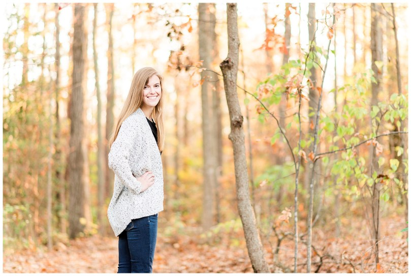 Alexandra Michelle Photography - Senior Portraits - Richmond Virginia - Godwn Senior - Myers-42