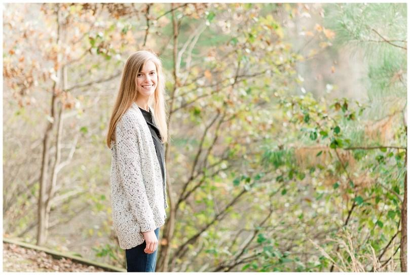 Alexandra Michelle Photography - Senior Portraits - Richmond Virginia - Godwn Senior - Myers-69