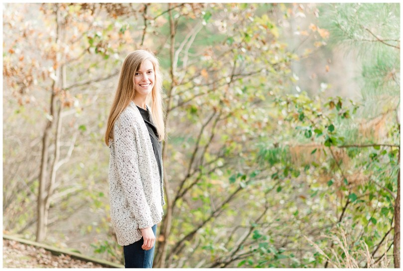 Alexandra Michelle Photography - Senior Portraits - Richmond Virginia - Godwn Senior - Myers-69